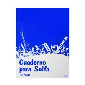 Cuadernos de solfa